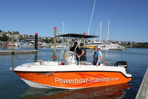 Boat Training Course