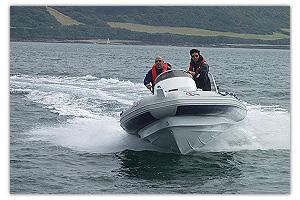 fun on boat